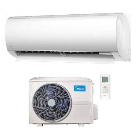 Climatizzatore Condizionatore Midea Inverter serie RIGHT 9000 Btu R-32 A++ Wi-Fi Optional MSMABU-09HRDN8